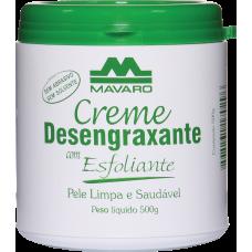 Creme Desengraxante com Esfoliante
