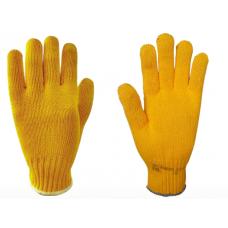 Luva tricotada em 4 fios de Polipropileno/ Algodão